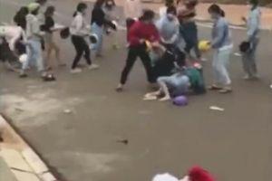 Công an thông tin vụ nữ sinh đánh hội đồng ở Bình Phước