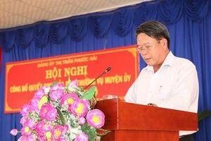 Thu hồi đất giao trái quy định của nguyên Chủ tịch huyện ở Bà Rịa- Vũng Tàu