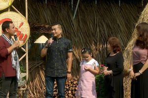 Nhạc sĩ Minh Nhiên 'gặp nạn' khi chơi gameshow làm khán giả bật cười
