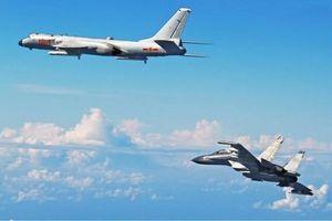 Nhật Bản có gần 950 lần điều tiêm kích đánh chặn máy bay Nga, Trung Quốc
