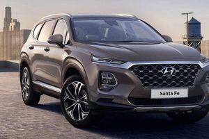 Bảng giá lăn bánh Hyundai SantaFe, thấp nhất 1,082 tỷ đồng