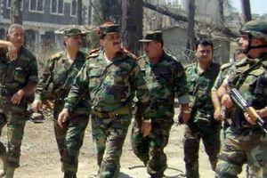 Hai sĩ quan cao cấp của quân đội Syria bị ám sát tại Daraa