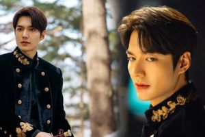 'Quân vương bất diệt' của Lee Min Ho lập kỷ lục ngay tập đầu