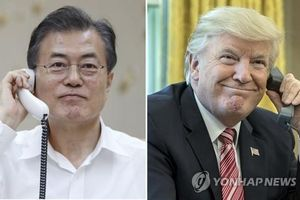 Tổng thống Mỹ, Hàn chủ trương tăng cường hỗ trợ giúp Triều Tiên đối phó dịch COVID-19