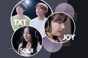 Joy (Red Velvet), TXT và loạt ngôi sao nổi tiếng thực hiện bài hát cổ động chống COVID-19