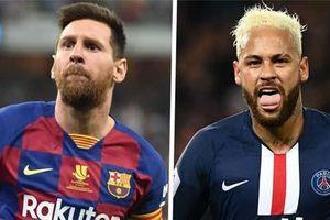 'Messi xuất sắc nhất thế giới, nhưng sắp đến thời của Neymar'