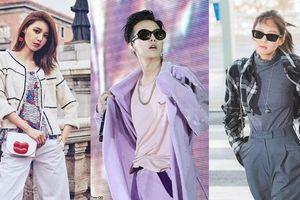 Top 5 sao Hàn sở hữu gu thời trang đỉnh nhất