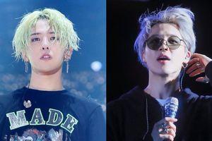 G-Dragon, Jimin (BTS) dẫn đầu top sao Hàn có gu thời trang ấn tượng