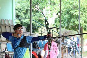 Cung thủ Nguyễn Hoàng Phi Vũ hướng đến đấu trường Olympic