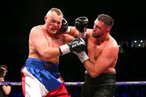 Những võ sĩ hạng nặng có tiềm năng tranh danh hiệu thế giới