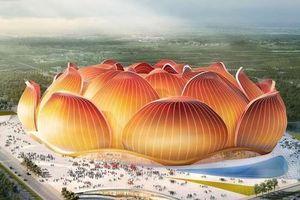 Ngắm sân bóng tỉ đô cực 'khủng' của Quảng Châu Evergrande