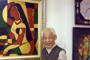 Thông tin tang lễ họa sỹ Trần Khánh Chương, nguyên Chủ tịch Hội Mỹ thuật Việt Nam