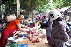 Thị trường giá thịt lợn vẫn khó kiểm soát
