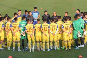 Thai-League đổi lịch thi đấu, thầy Park có thực sự lo lắng?