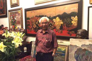 Người gắn bó mật thiết với sự phát triển của Hội Mỹ thuật Việt Nam