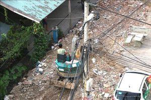 Tp. Hồ Chí Minh: Chuyển biến tích cực việc xử lý vi phạm về trật tự xây dựng