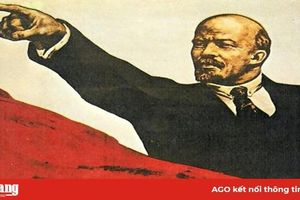Kỷ niệm 150 năm Ngày sinh V.I.Lênin (22-4-1870 _ 22-4-2020) Nguyễn Ái Quốc với Lênin - Cuộc gặp gỡ lịch sử!