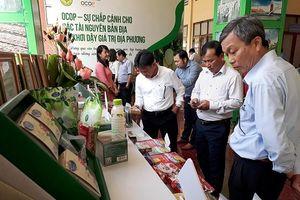 Chương trình mỗi xã một sản phẩm phát triển kinh tế khu vực nông thôn