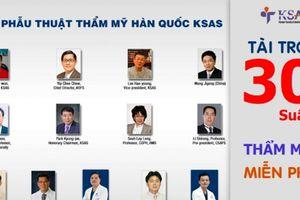 Thẩm mỹ viện Gangwhoo quy tụ bác sĩ sửa mũi hàng đầu Việt Nam