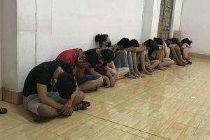 17 thanh niên ở Tây Ninh thuê khách sạn để 'phê' ma túy