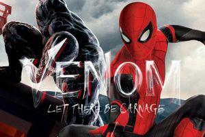 Sony công bố logo 'Venom 2': Cuộc chơi chính thức bắt đầu!