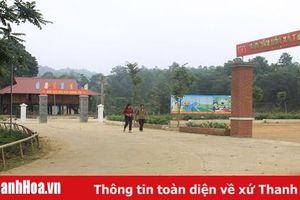 Xây dựng nông thôn mới ở xã Trí Nang
