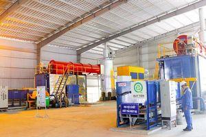 Đồng ý chủ trương mở rộng quy mô dự án xử lý chất thải nguy hại Quý Tiến