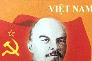 Phát hành bộ tem Kỷ niệm 150 năm sinh V.I.Lê-nin