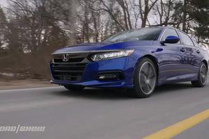 Trải nghiệm Honda Accord 2020 với hộp số sàn 6 cấp