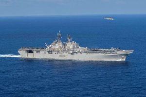 Phản ứng của Việt Nam việc Mỹ và Australia tập trận ở Biển Đông