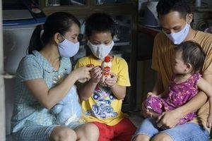 Nutifood đồng hành cùng chương trình '1 triệu ly sữa' cho trẻ em nghèo