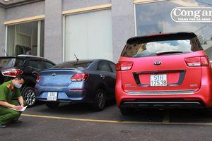 Truy vết nhóm thuê ô-tô tự lái (Kỳ 1: Lần theo dấu vết chiếc ô-tô hiệu KIA Sedona)
