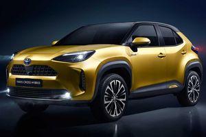 Toyota Yaris Cross hoàn toàn mới chính thức ra mắt