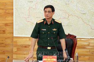 Kiểm tra việc thực hiện nhiệm vụ quân sự quốc phòng tại Sơn La
