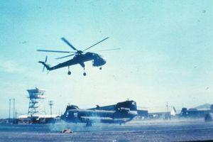 Tập kích căn cứ quân sự địch ở Vũng Tàu