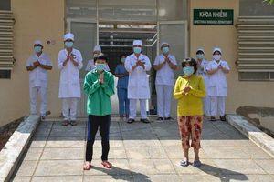 Bệnh nhân 36 ở Bình Thuận tái dương tính Covid-19