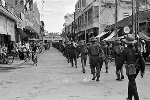 Nhân 45 năm thống nhất đất nước: Ký ức tác nghiệp nơi chiến trường xưa và nghĩa tình đồng đội