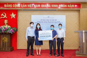 Pernod Ricard chung tay đồng hành cùng Việt Nam chống COVID-19