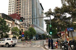 Quận Ba Đình ứng 17 tỉ phá dỡ tầng 18 nhà 8B Lê Trực