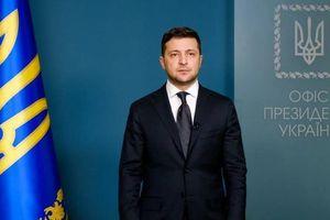 Tổng thống Ukraine thay một loạt nhân sự