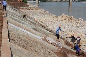 Hà Nội còn 4 trọng điểm phòng, chống lụt bão năm 2020