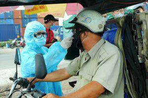 Những 'lá chắn thép' trong đại dịch COVID-19 ở Thành phố Hồ Chí Minh