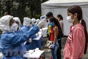 UNICEF tăng cường viện trợ vật tư y tế cho các nước Mỹ Latinh