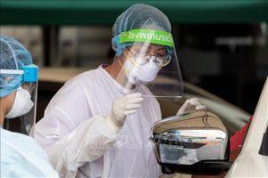 Thái Lan ghi nhận số ca mắc COVID-19 mới tăng trở lại