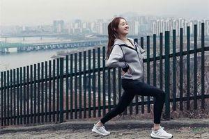 Loạt giày thể thao của mỹ nhân 'Tiên nữ cử tạ'