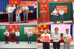 Bổ nhiệm lãnh đạo mới tại Long An, Khánh Hòa và Kon Tum