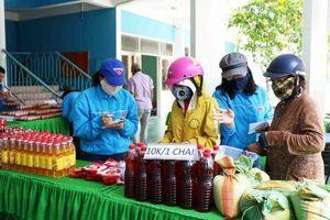 'Siêu thị 0 đồng' đến với người nghèo Ninh Thuận