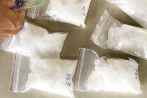 9X bị bắt cùng chồng khi chở ma túy từ Vũng Tàu về Cà Mau