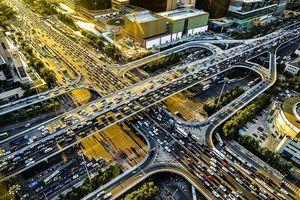 Trung Quốc: Đầu tư vào các dự án đường cao tốc và đường thủy giảm mạnh