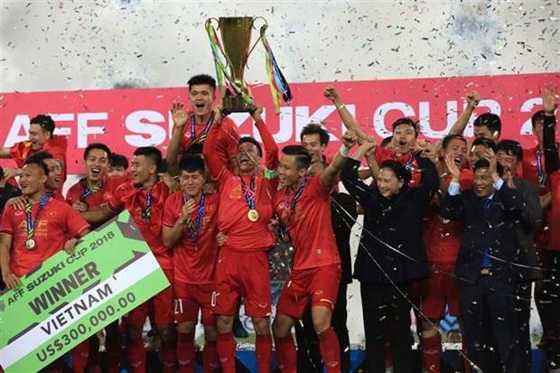 Next Media sở hữu bản quyền truyền thông giải AFF Suzuki Cup 2020